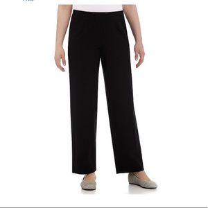 Eileen Fisher  Crepe Straight Pants